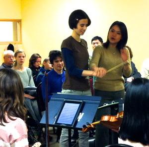 AMNW Conducting Class