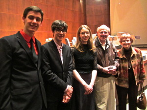 AMNW Youngs composers